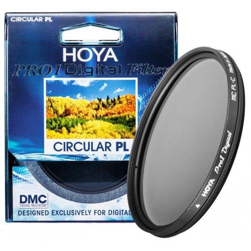 Hoya Mooses polarizační filtr CPL 62mm