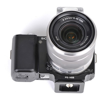 Kiwifotos redukce Nikon F na Micro 4/3