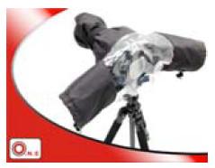 ochrana proti dešti pro DSLR