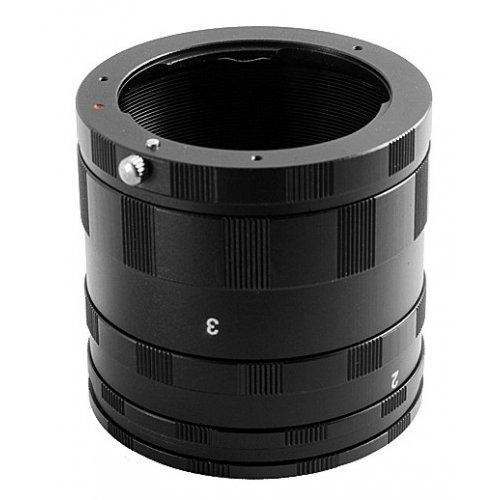 makro mezikroužky JYC Nikon
