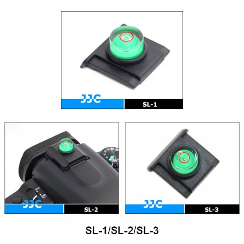 JJC vodováha SL-2 pro Sony a Minolta FA-SHC1AM/B