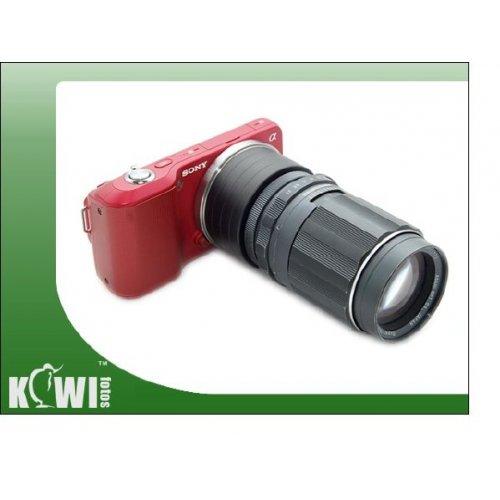 Kiwifotos redukce M42 na Sony E