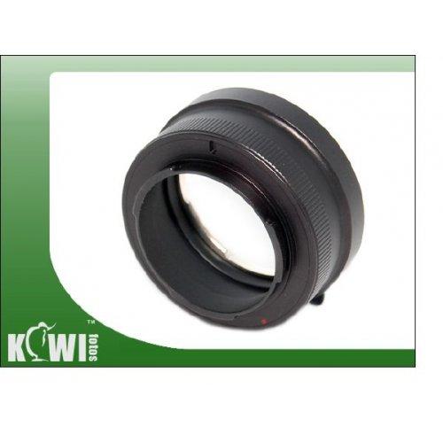 Kiwifotos redukce Nikon F na Sony E