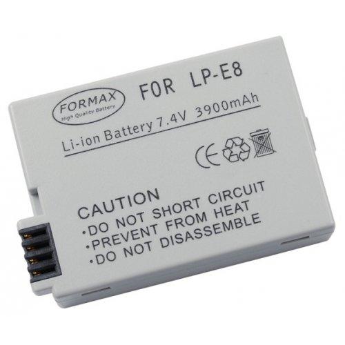 Formax akumulátor Canon LP-E8