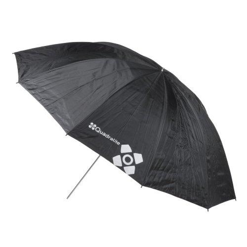 ateliérový deštník zlatý Quadralite 150cm