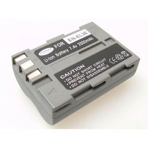 Formax akumulátor Nikon EN-EL3e 1600mAh