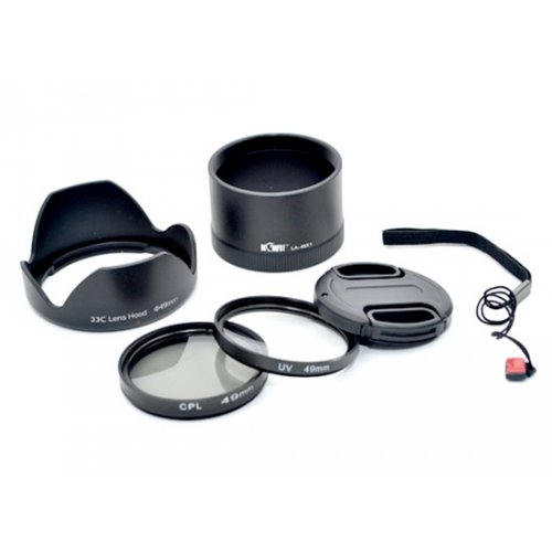 Kiwifotos redukce Leica LA-49X1 X1 sada