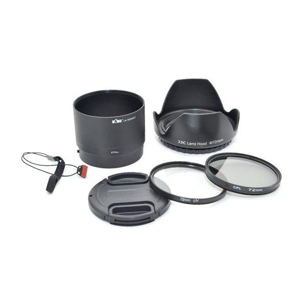 Kiwifotos redukce Nikon LA-67L120L L120 sada