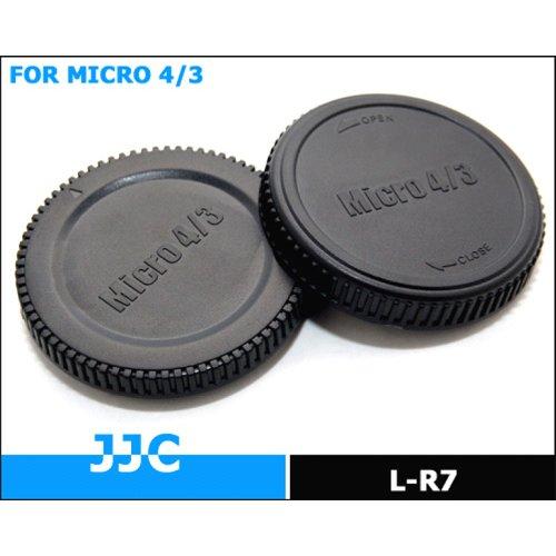JJC sada krytek L-R7 BC-2 Micro 4/3