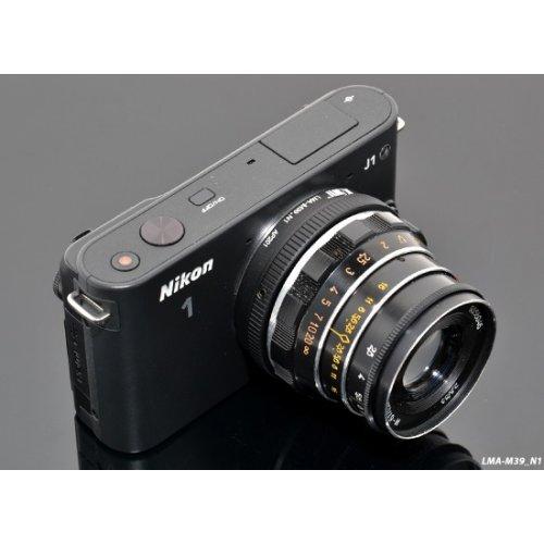Kiwifotos redukce Leica M39 (LTM) na Nikon 1