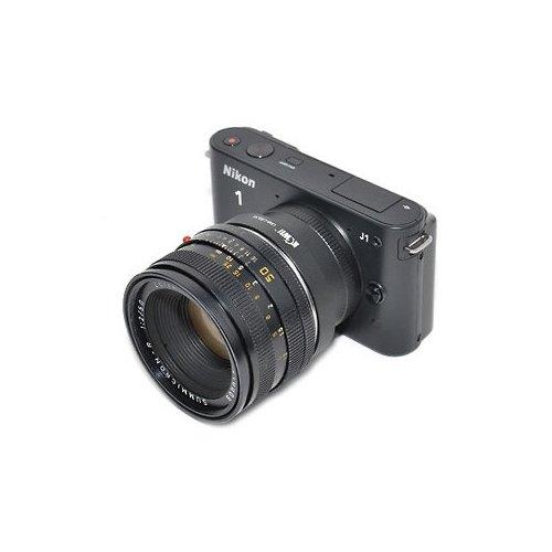 Kiwifotos redukce Leica R na Nikon 1