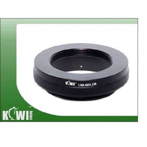 Kiwifotos redukce Leica M39 na Sony E