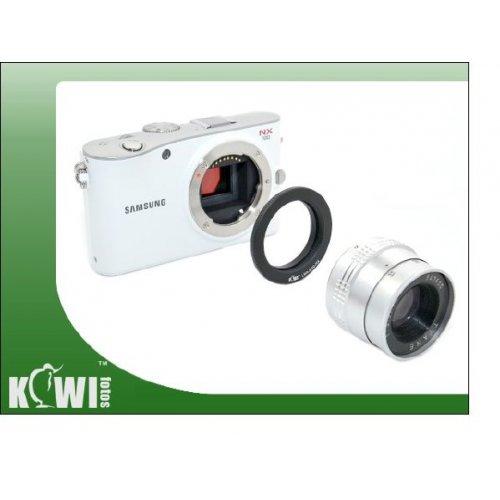 Kiwifotos redukce Leica M39 (LTM) na Samsung NX