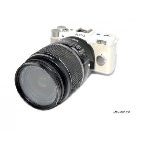 Kiwifotos redukce Canon EF na Pentax Q