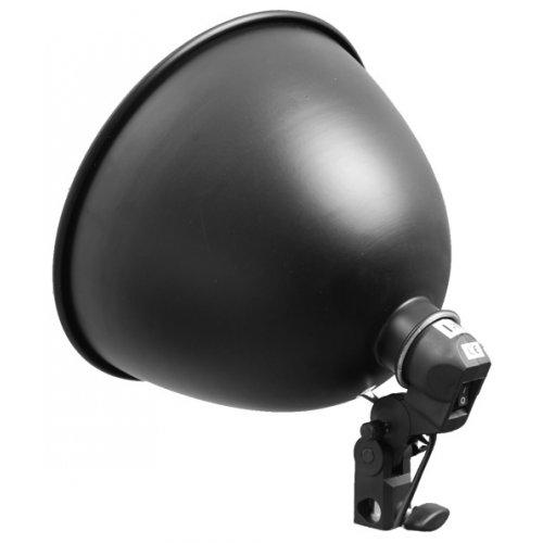 držák žárovky JYC se stínidlem 27cm