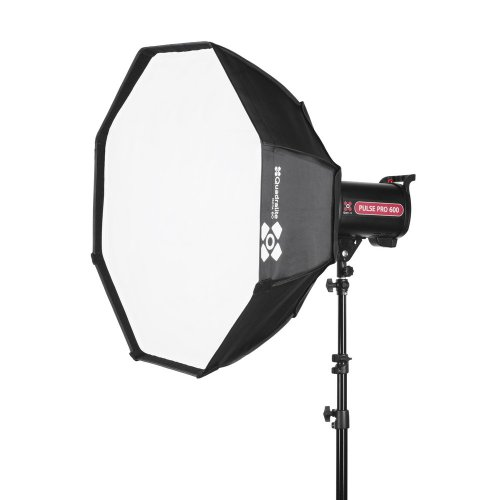 oktabox softbox 80cm Quadralite