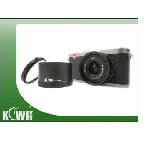 Kiwifotos redukce Leica LA-49X1 X1