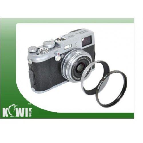 Kiwifotos redukce Fujifilm LA-58X100 X100