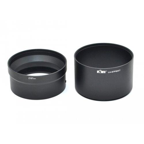 Kiwifotos redukce Nikon LA-67P500T P500