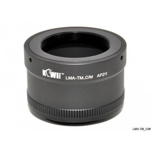 Samyang adapter T2 Canon EF-M