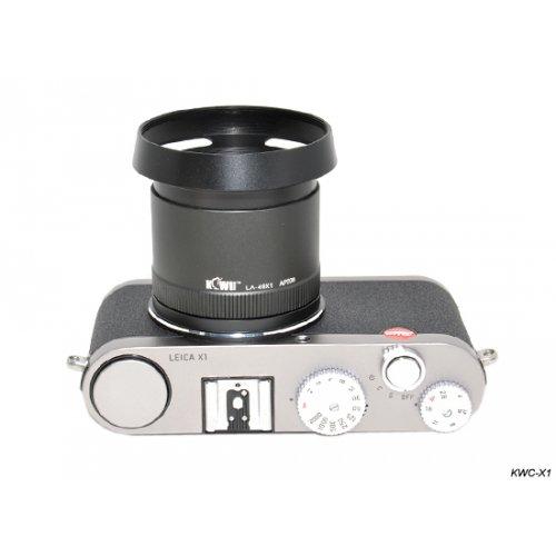 JJC sluneční clona Leica X1 X2