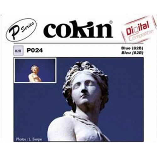Cokin filtr P024 Blue 82B