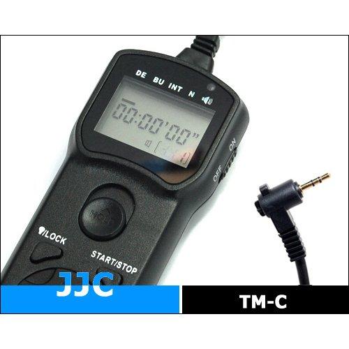 časová spoušť JJC pro Canon RS-60E3