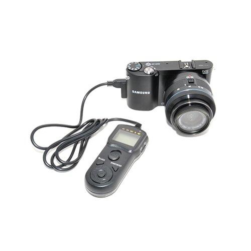 časová spoušť JJC pro Nikon D800 D700