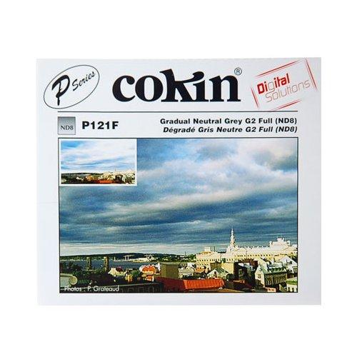 Cokin filtr P121F Gradual Neutral Grey G2 Full (ND8) (0.9)