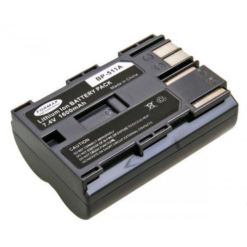akumulátor Canon BP-511 1600mAh