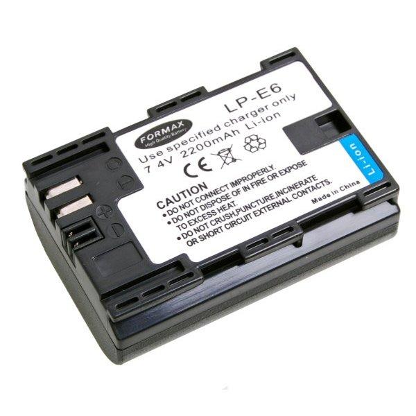 Formax akumulátor Canon LP-E6 3900mAh