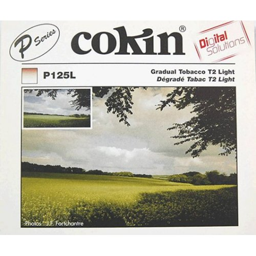 Cokin filtr P125L Gradual Tobacco T2 Light