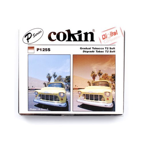Cokin filtr P125S Gradual Tabacco T2 Soft