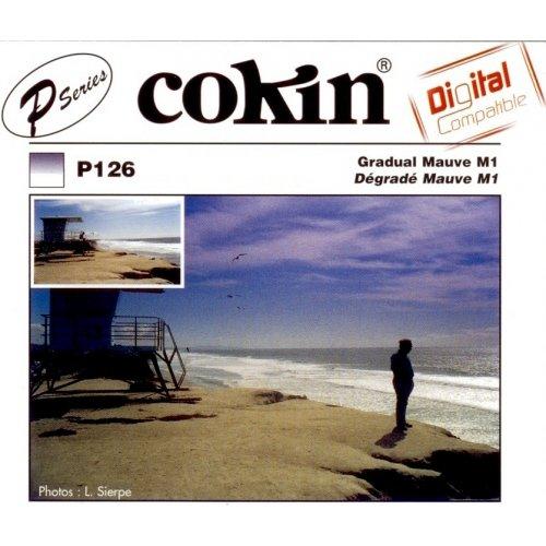 Cokin filtr P126 Gradual Mauve M1