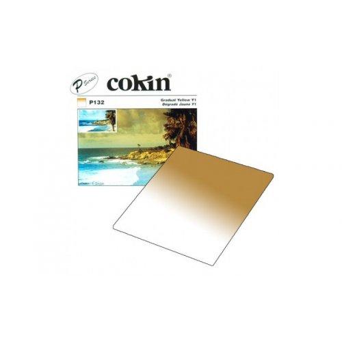 Cokin filtr P132 Gradual Yellow Y1