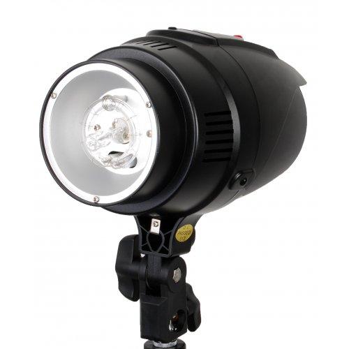 zábleskové světlo 160W Studder studio