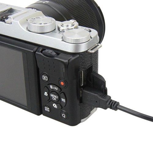 časová spoušť JJC pro Fujifilm X-M1 X-E2 X-A1 XQ1