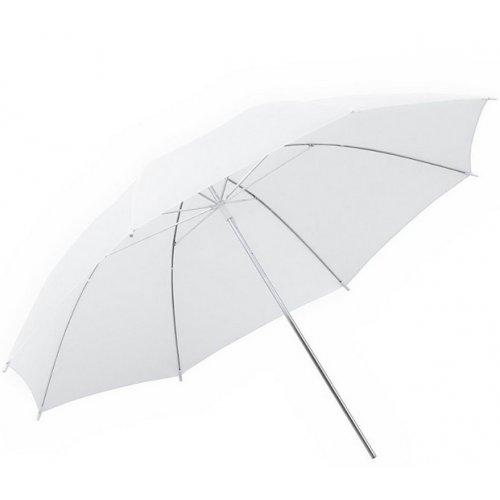 ateliérový deštník transparentní 110cm