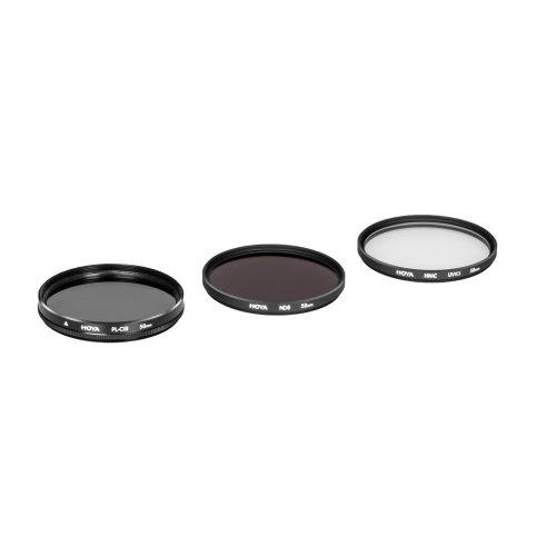 3ks sada Hoya digital filtr kit