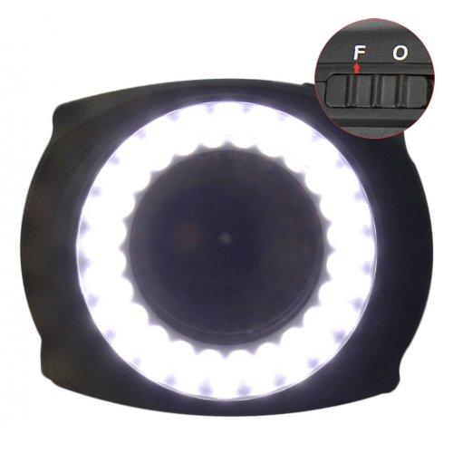 JJC makrosvětlo kruhové LED-48LR