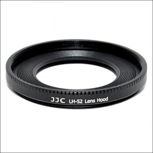 JJC sluneční clona Canon ES-52 LH-52