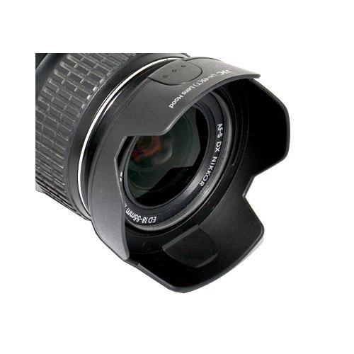 JJC sluneční clona Nikon HB-45(T)