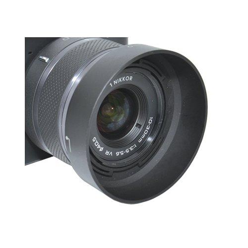 JJC sluneční clona Nikon 1 HN-N101