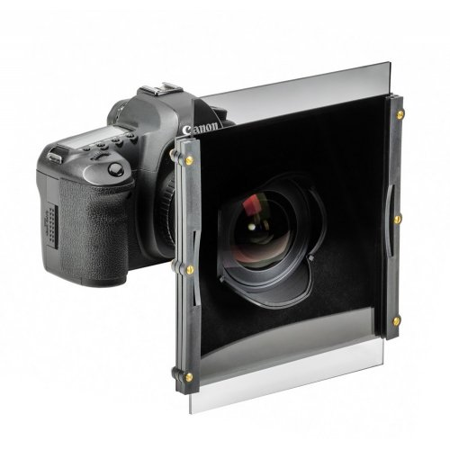 Samyang 14mm - držák filtrů