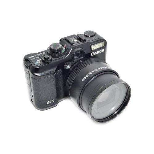 Kiwifotos redukce Canon G10 G11 G12