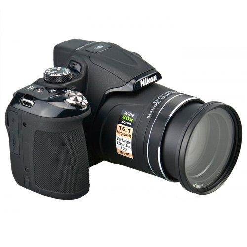 Kiwifotos redukce Nikon Coolpix P600