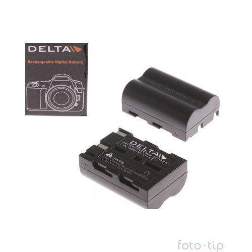 Delta akumulátor Pentax D-LI50B Minolta NP-400