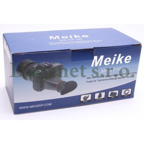 """LCD zvětšovací očnice MK-VF100 Meike pro DSLR 3"""""""
