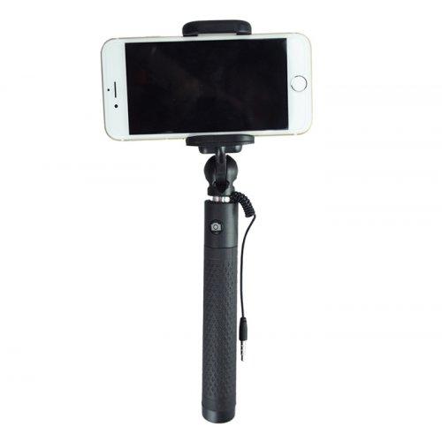 JJC selfie tyč černá