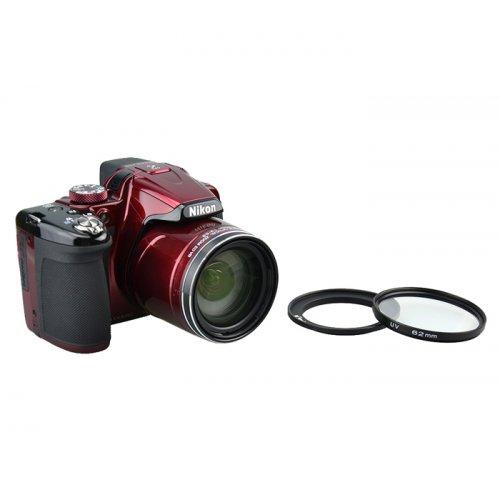 Kiwifotos redukce Nikon Coolpix P510 P520 P530